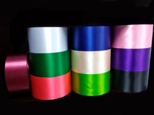 цветной сатин